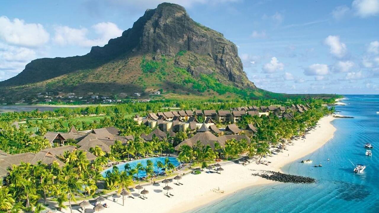 Doğa Harikası Mauritius