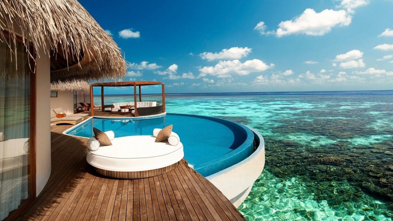 Mercan Adalar Cenneti Maldivler